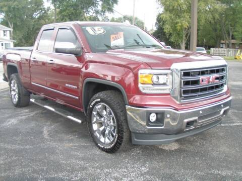 2015 GMC Sierra 1500 for sale at Autoworks in Mishawaka IN