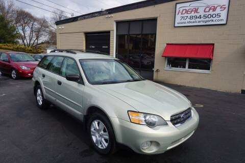 2005 Subaru Outback for sale at I-Deal Cars LLC in York PA