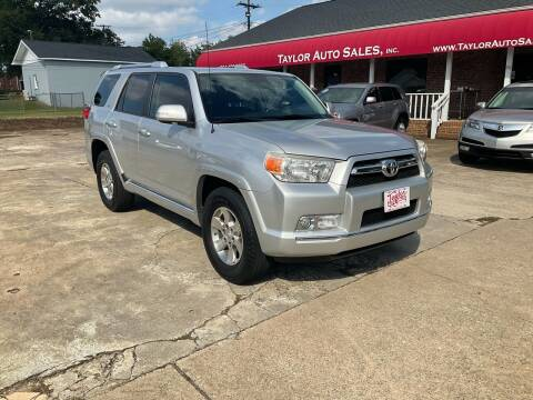 2012 Toyota 4Runner for sale at Taylor Auto Sales Inc in Lyman SC