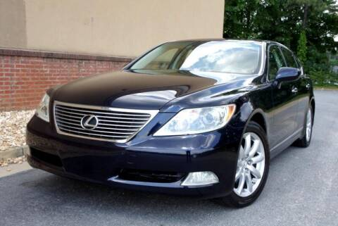 2007 Lexus LS 460 for sale at CU Carfinders in Norcross GA