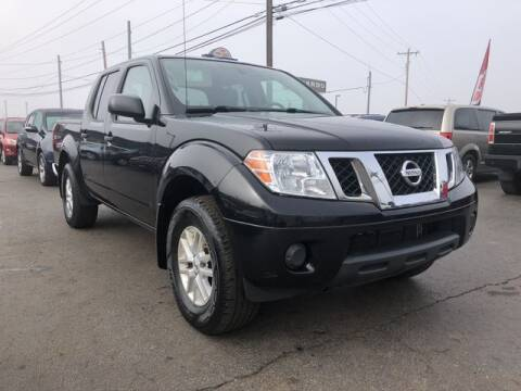 2018 Nissan Frontier for sale at Instant Auto Sales in Chillicothe OH
