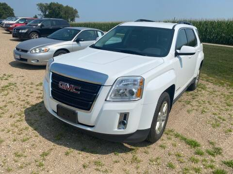 2014 GMC Terrain for sale at RDJ Auto Sales in Kerkhoven MN
