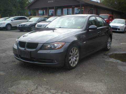 2008 BMW 3 Series for sale at Automotive Center in Detroit MI