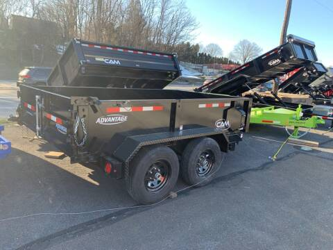 2021 Cam Superline 6x10 Advantage Dump for sale at Smart Choice 61 Trailers in Shoemakersville PA