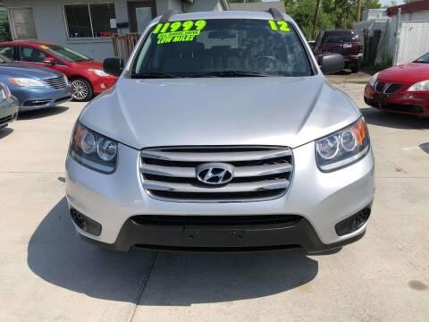 2012 Hyundai Santa Fe for sale at Best Buy Auto in Boise ID