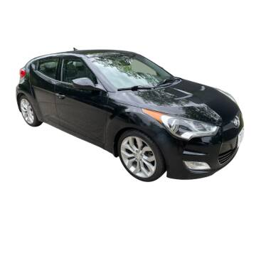 2013 Hyundai Veloster for sale at Averys Auto Group in Lapeer MI