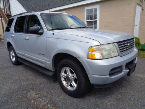 2002 Ford Explorer for sale at Liberty Motors in Chesapeake VA