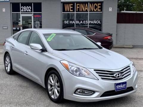2014 Hyundai Azera for sale at Stanley Automotive Finance Enterprise - STANLEY CHRYSLER DODGE JEEP RAM GATESVILLE in Gatesville TX