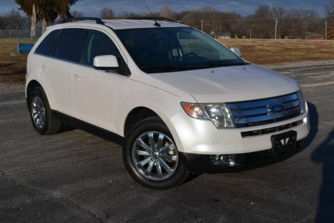 2009 Ford Edge for sale at GLADSTONE AUTO SALES    GUARANTEED CREDIT APPROVAL in Gladstone MO