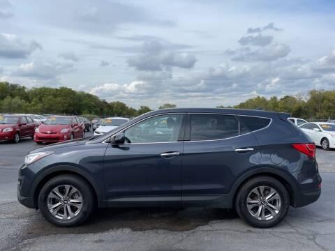 2015 Hyundai Santa Fe Sport for sale at CARS PLUS CREDIT in Independence MO
