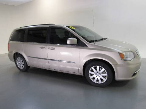 2012 Chrysler Town and Country for sale at Salinausedcars.com in Salina KS