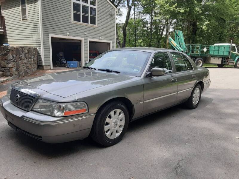 2004 Mercury Grand Marquis for sale in Whitinsville, MA
