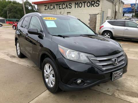 2012 Honda CR-V for sale at Zacatecas Motors Corp in Des Moines IA