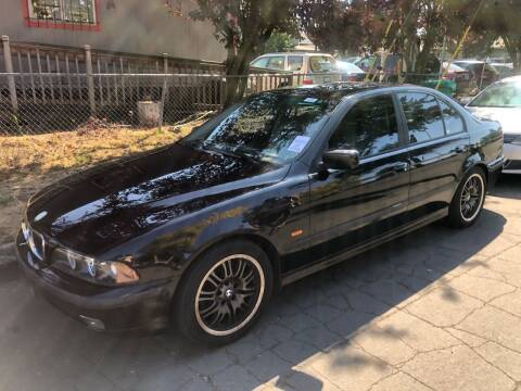 2000 BMW 5 Series for sale at Blue Line Auto Group in Portland OR