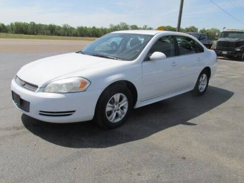 2013 Chevrolet Impala for sale at 412 Motors in Friendship TN