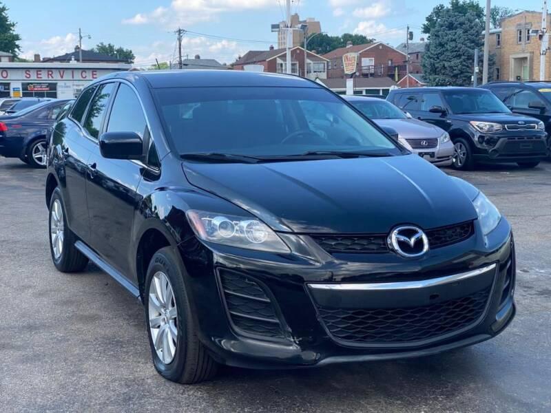 2011 Mazda CX-7 for sale at IMPORT Motors in Saint Louis MO