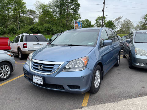 2010 Honda Odyssey for sale at Ideal Cars in Hamilton OH
