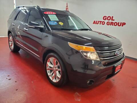 2014 Ford Explorer for sale at GOL Auto Group in Austin TX