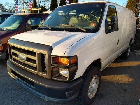 2008 Ford E-Series Cargo for sale at P J McCafferty Inc in Langhorne PA