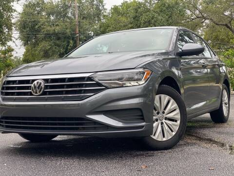 2019 Volkswagen Jetta for sale at HIGH PERFORMANCE MOTORS in Hollywood FL