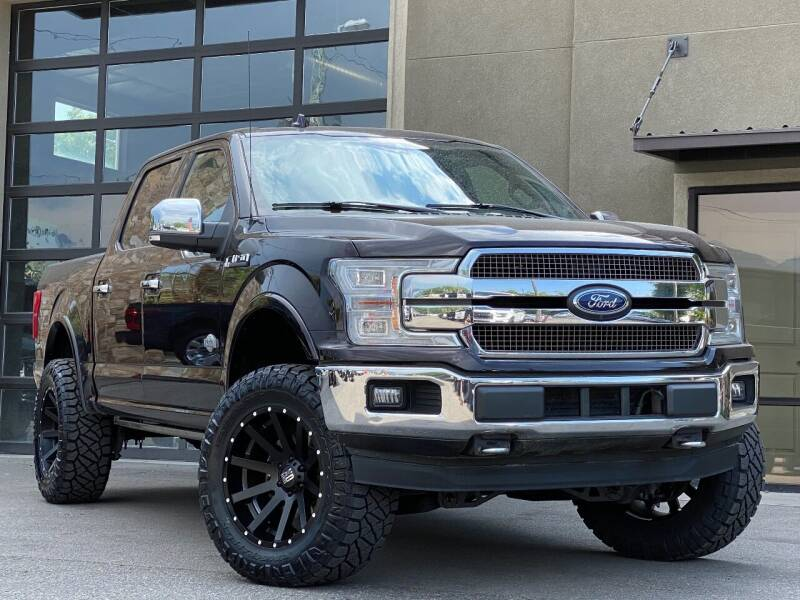 2019 Ford F-150 for sale at Unlimited Auto Sales in Salt Lake City UT