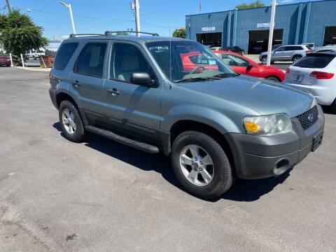 2005 Ford Escape for sale at Major Car Inc in Murray UT
