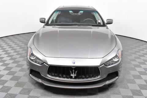 2014 Maserati Ghibli for sale at Southern Auto Solutions-Jim Ellis Hyundai in Marietta GA