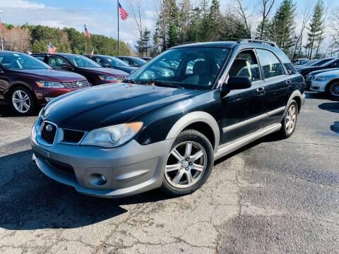 2006 Subaru Impreza for sale at LUXURY IMPORTS AUTO SALES INC in North Branch MN