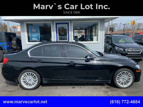 2014 BMW 3 Series for sale at Marv`s Car Lot Inc. in Zeeland MI
