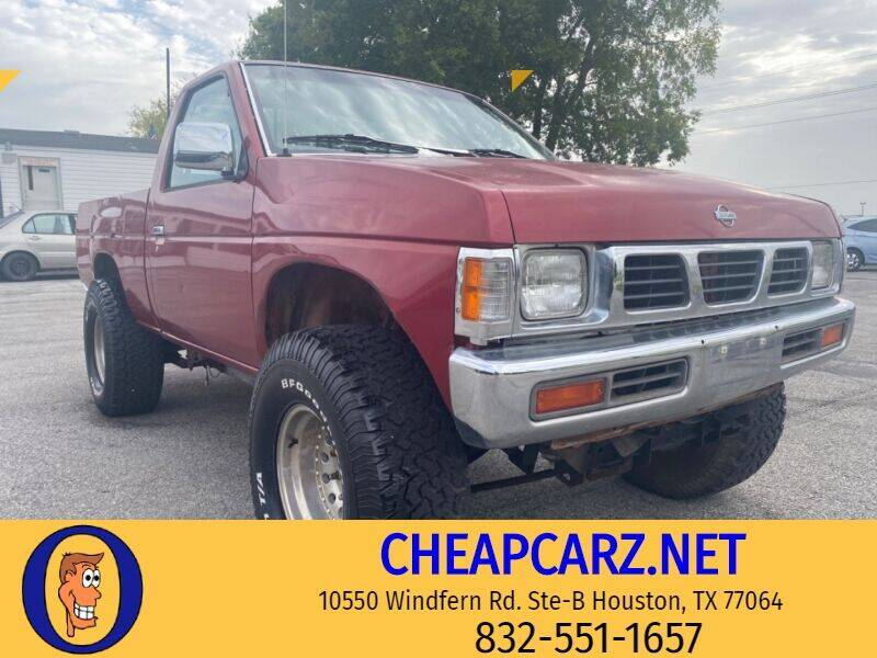used 1997 nissan truck for sale in houston tx carsforsale com used 1997 nissan truck for sale in