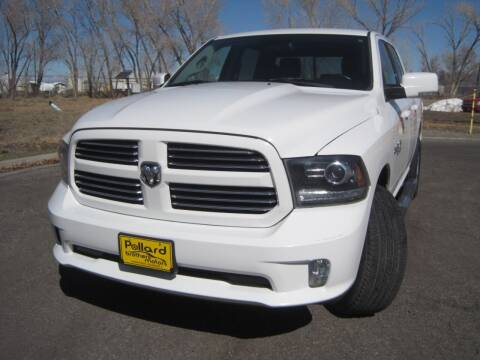 2013 RAM Ram Pickup 1500 for sale at Pollard Brothers Motors in Montrose CO