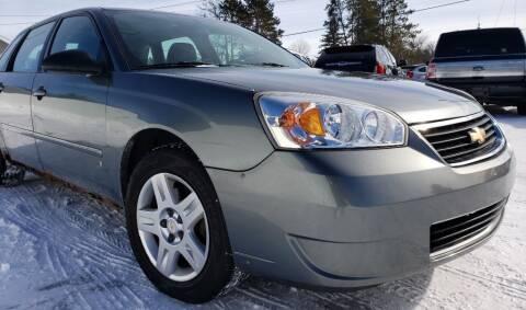 2006 Chevrolet Malibu Maxx for sale at Hilltop Auto in Prescott MI