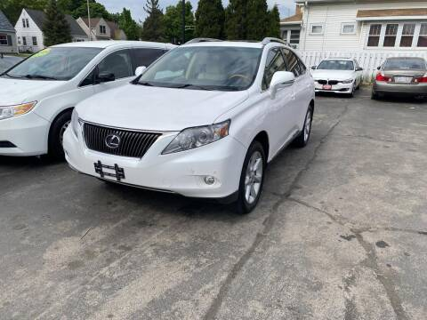 2010 Lexus RX 350 for sale at CLASSIC MOTOR CARS in West Allis WI