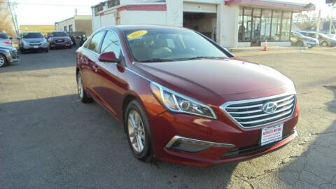 2015 Hyundai Sonata for sale at Absolute Motors in Hammond IN
