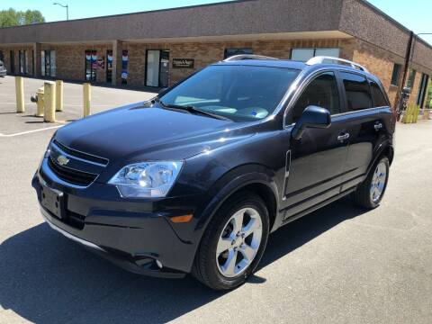 2014 Chevrolet Captiva Sport for sale at KARMA AUTO SALES in Federal Way WA