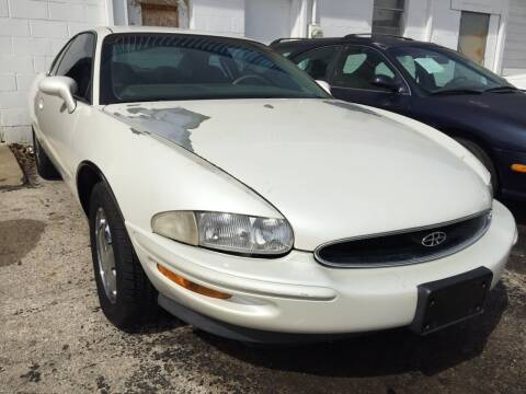1997 Buick Riviera for sale at Dave-O Motor Co. in Haltom City TX