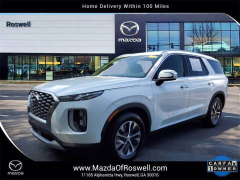 2021 Hyundai Palisade for sale at Mazda Of Roswell in Roswell GA