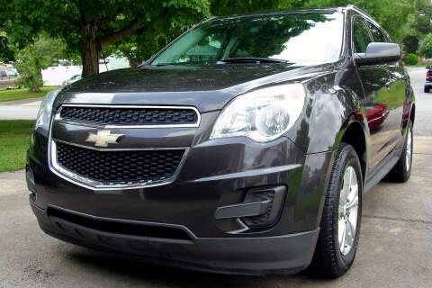 2014 Chevrolet Equinox for sale at Prime Auto Sales LLC in Virginia Beach VA