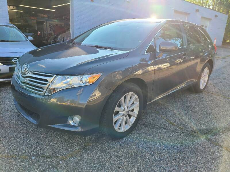 2010 Toyota Venza for sale at Devaney Auto Sales & Service in East Providence RI
