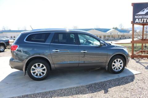 2011 Buick Enclave for sale at Northern Colorado auto sales Inc in Fort Collins CO