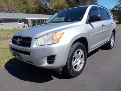 2012 Toyota RAV4 for sale at LANCASTER'S AUTO SALES INC in Fruitland Park FL