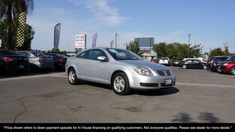 2007 Pontiac G5 for sale at Westland Auto Sales in Fresno CA