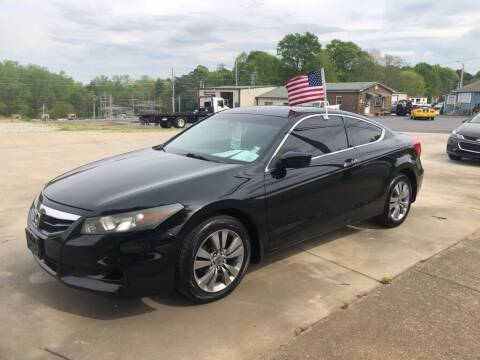 2011 Honda Accord for sale at Mikes Auto Sales INC in Forest City NC