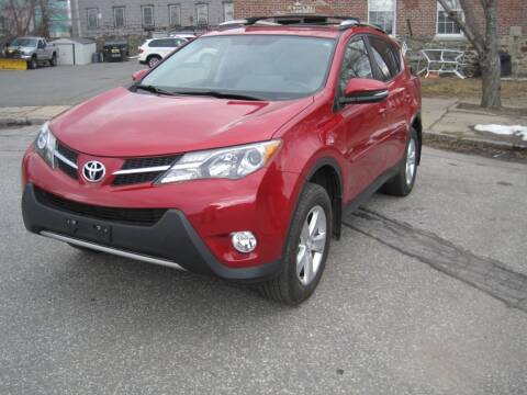 2014 Toyota RAV4 for sale at EBN Auto Sales in Lowell MA