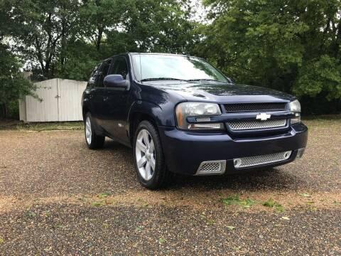2009 Chevrolet TrailBlazer for sale at DRIVE ZONE AUTOS in Montgomery AL