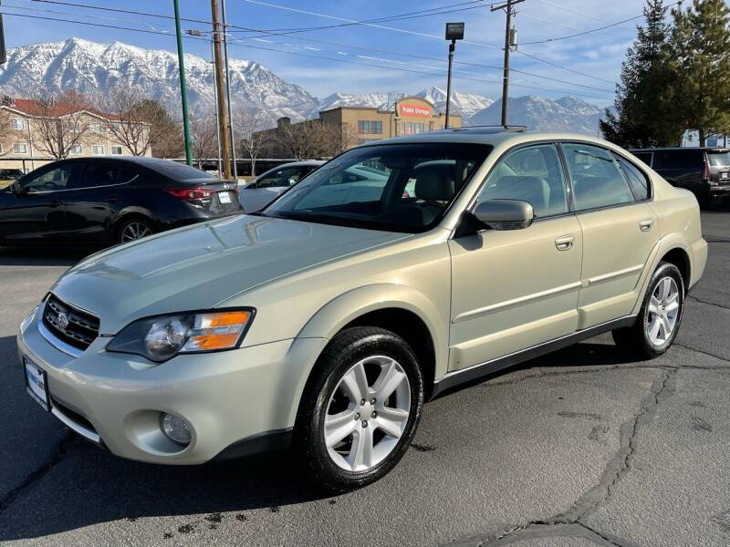 2005 Subaru Outback for sale at Ultimate Auto Sales Of Orem in Orem UT