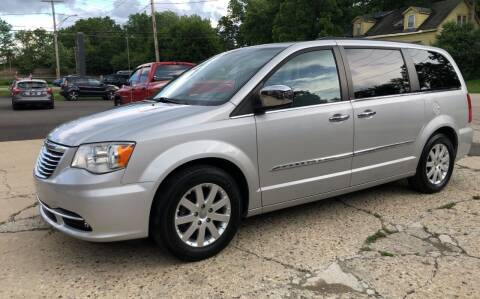 2011 Chrysler Town and Country for sale at NJ Quality Auto Sales LLC in Richmond IL