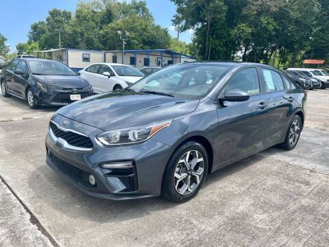 2020 Kia Forte for sale at USA Car Sales in Houston TX