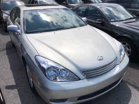 2004 Lexus ES 330 for sale at Matt-N-Az Auto Sales in Allentown PA