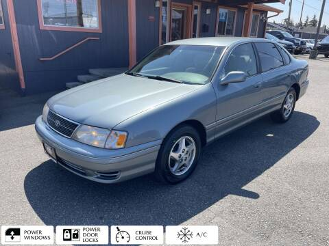 1999 Toyota Avalon for sale at Sabeti Motors in Tacoma WA